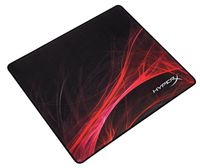 cumpără KINGSTON HyperX FURY S Speed Edition Gaming Mouse Pad Large from Kingston, Natural Rubber, Size 450mm x 400mm x 3.5 mm, Seamless, Stitched edges, Densely woven surface for accurate optical tracking, Compatible with optical or laser mice, Black în Chișinău