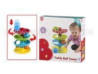Color Baby 44269 Башня с мячиками