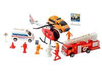 Набор пожарный Fire Riscue 119A