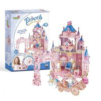 CubicFun пазл 3D Princess Secret Garden