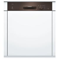 Посудомоечная машина Bosch SMI24AM00E, White/Brown