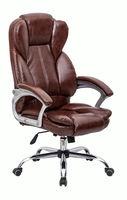 Офисное кресло CR 7025 коричневое