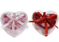 """купить Мыло декоративное в форме розочек """"Love"""", 6шт в Кишинёве"""