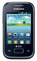 Samsung S5303 Galaxy Y Plus Black 2 SIM (DUOS)