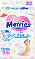 Подгузники-трусики Merries M (6-10 kg) 64 шт