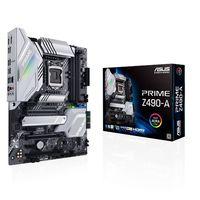 MB S1200 Asus PRIME Z490-A  ATX //  CPU