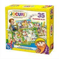 D-Toys Настольная игра 35 игр Basme