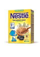 Nestle каша гречневая безмолочная с черносливом, 4+мес. 200г