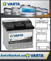 Аккумулятор Varta Black Dynamic 45Ah 400A