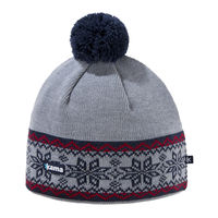 Шапка Kama Alpine Beanie, MW, inside Tecnopile fleece band, A116