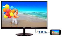 Monitor Philips 274E5QDAB Black-Cherry