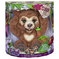 Fisher Price Интерактивная игрушка Мишка Кабби