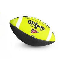 Minge Mini Footbal Wilson NCAA TRIPLE THREAT WTX0754ID (554)