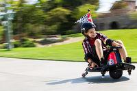 Razor Ride-On Crazy Cart - Black Intl (MC1)