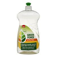 Sano Spark средство для мытья посуды Green Power, 700 мл