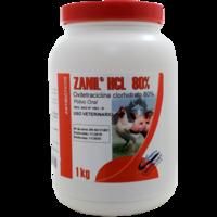 Zanil HCL 80%, pulbere - antibiotic profilaxie/tratament păsări și animale - CentroVet