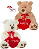 Artesania Beatriz 9699 Мягкая игрушка Медведь I Love you 95 см