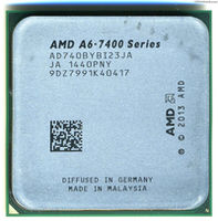 AMD A-Series X2 A6 PRO - 7400B Socket FM2+, 3.5-3.9GHz