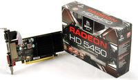 RD HD5450 1024Mb/64Mb DDR3 640/1986MHz PCI-E,passiv, XFX