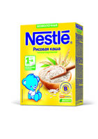 Nestle каша pисовая безмолочная низкоаллергенная, 4+мес. 200г