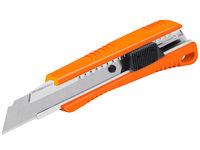 Нож строительный TRUPER 18мм, 3 лезвия