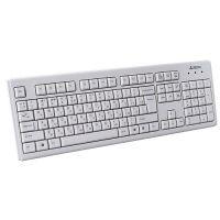 A4Tech KM-720 Ergo, USB, White