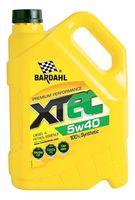 Bardahl XTEC ACEA C2/C3 API SN/SM/CF 5W-40 5L