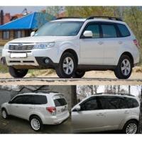 Subaru Forester 2008-2013 Ветровик Subaru Forester