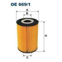 FILTRON OE669/1, Масляный фильтр