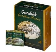 Ceai Greenfield Earl Grey