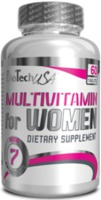 Biotechusa Multivitamin for Women 60tab