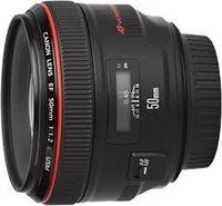 купить Prime Lens Canon EF 50 mm f/1.2 L USM в Кишинёве