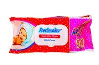 Салфетки влажные Freshmaker Baby Avantaj pack 90шт. с крышкой