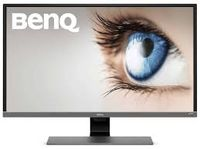 "32.0"" BenQ ""EW3270U"", Black (VA, 4K-UHD, 4ms, 300cd, LED20M:1(1000:1) HDR, HDMI+DP+USB-C, Speakers) (32"" VA LED, 3840x2160 UHD-4K, 0.276mm, 9ms/4ms (GtG), 300 cd/m², DCR 20Mln:1 (3000:1) + HDR, 100% sRGB 1.07 Billion Colors (10-bit), 178°/178° @CR>10, 30~83 KHz(H)/ 50~76Hz(V), DisplayPort1.4 + 2x HDMI + USB-C, Headphone-Out, Built-in speakers 2Wx2, Built-in PSU, Fixed Stand Tilt -5/+15°, AMA, FreeSync, Flicker-free, Low Blue Light Mode, Bright Intelligence Plus (TAOS light senor ) Technology, Slim Bezel, Black)"