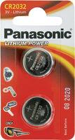 Батарейка Panasonic CR-2032EL/2B