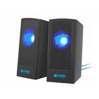 Колонки 2.0 Fury Skyray, 5 Вт, Black