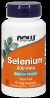 Selenium 200 mcg  90 caps