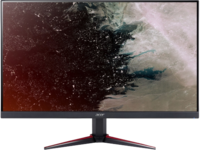"""21.5"""" ACER IPS LED Nitro VG220Q ZeroFrame Black/Red"""