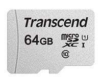 Карта памяти MicroSD Transcend TS64GUSD300S