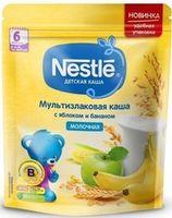 Nestle каша 5 злаков молочная яблоко, банан, 6+мес. 220г