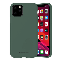 Чехол ТПУ Mercury iPhone 11 Pro, Green