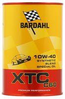 Bardahl XTC C60 ACEA A3-B4 10W-40 1L