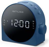 Часы-будильник MUSE M-185 CBL Blue