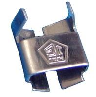 Скрепа для бандажной ленты 20mm (MIG) цена за 1 шт.