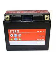 FIAMM 7904486-7903209 FT12B-BS D New-Storm Oth 4, чёрный