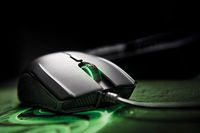 RAZER Abyssus V2 / Essential Ambidextrous Gaming Mouse, 5000dpi, 4 programmable buttons, Optical sensor, 3-color lighting, Ultrapolling, Razer Synapse2.0, USB