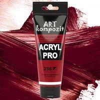 Краска акриловая Art Kompozit, (256) Кадмий красный, 75 мл