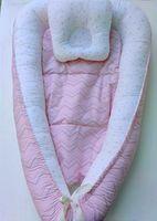 Гнездышко для новорожденных Pink