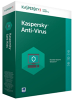 Kaspersky Anti-Virus - 1 device, 12 months Box