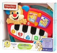 Fisher Price DLK15 Пианино умного щенка (рус.)
